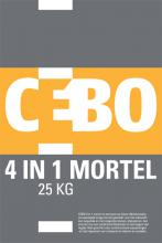 CEBO 4in1 mortel