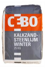 CEBO Kalkzandsteenlijm winter